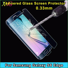 for samsung galaxy S6 edge style lte super guard lcd screen protector