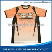 cheap custom digital sublimation boys custom shirt Athletic baseball jerseys