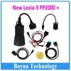 New Arrival Auto Scanner PP2000+ Lexia 3 Citroen Peugeot Diagnostic Tool with Diagbox V7.56