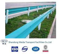 Corrugated Steel AASHTO M180 Guardrail