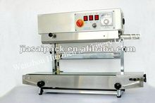 continous sealing machine FRD900IS continuous band sealer machine heat sealer