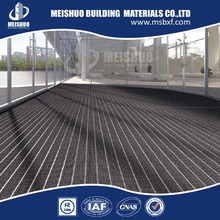 Aluminum large scale commercial entrance mats for office building
