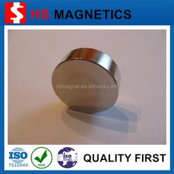 Rare earth large neodymium monopole magnets for sale china manufacture