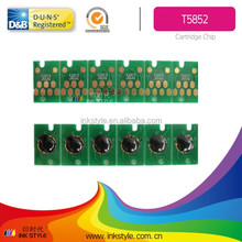 printing ink cartridge chip for epson t5852 chip for epson