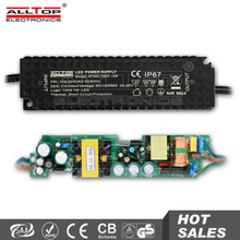 Waterproof constant current 1800mA IP65 led driver 50W 60w 70W 80W
