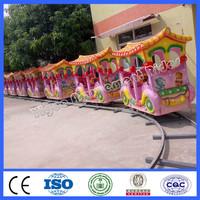 Attractions kids train for amusement park
