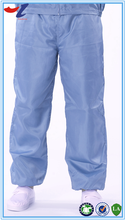 Antistatic pants esd clean room clothes workwear pants