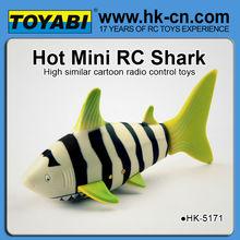 Electric powerd water swimmer 3CH radio control mini shark,rc fish toys for kids Remote Control mini swimming fish shark