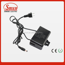 12V 1A 2A 3A ac/dc switching power adapter