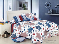 embroidery girls bedding set 12868