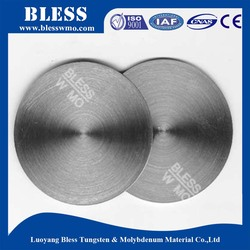 99.95% x-ray tube tungsten sputtering target