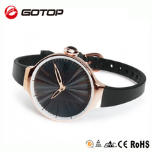 China Factory Fahion Watches Wholesale Rose Gold Stainless Steel Import Brand Watches