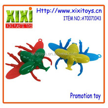 4.8Cm cheap plastic promotional mini insect toys
