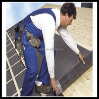asphalt waterproof and breathable 3-ply roofing underlay