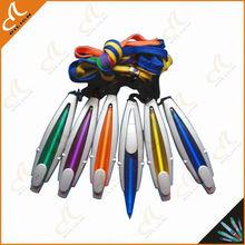 lanyard neck pen