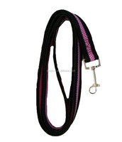 Dogs Collar and Leashes Pets Walking fashionable nylon dog leash