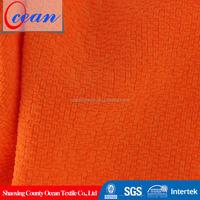 fabric about polyester , jacquard dress 4 way stretch lycra fabric