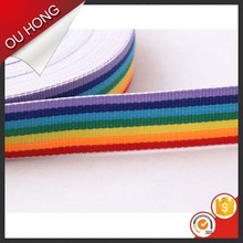Custom Bag Belt Cotton Webbings