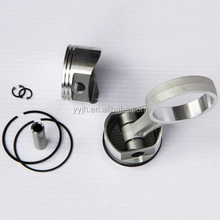 bizter compressor piston ring set , piston and connecting rod for sale wiht high qualtiy ,compressor parts for connecting rod