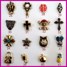 fashion personality alloy and metal nail art decoration