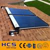 2015 Solar keymark SRCC certificate heat pipe Solar Collector. copper solar collector