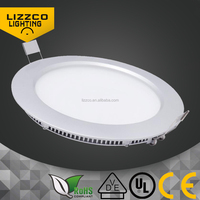 Professional supplier LED organic glass panel light