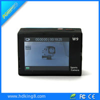"W9 WIFI Action Camera SJ6000 12MP CMOS Full HD 2.0""LCD Diving 30M Sport DV CAM 170 degree"