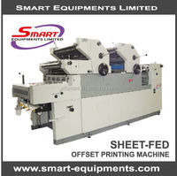 new condition mitsubishi offset printing machine