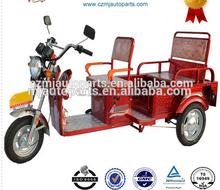 Eléctrica triciclos con motor sin escobillas