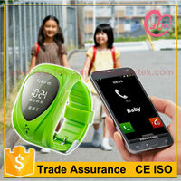 Primary school students stronger signal gps tracker watch