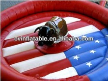 inflatable riding bull,best sale inflatable mechanical bull