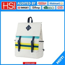 audited factory wholesale price Annabelle pvc school bag