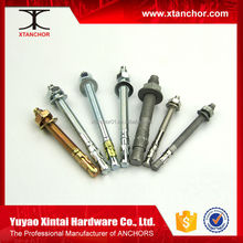 carbon steel Wedge Anchor with A2 clip Mde in china