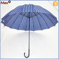 China products windproof straight big sun umbrella for men