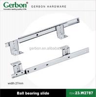 groove drawer slide