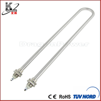 thermostat electric vacuum tube solar water heater