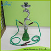 portable hookah shisha pipe with 2 hose/pipe for sale