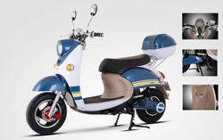 China Manufacturer cheap adult electric motorcycle 800W
