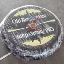 Customized Plastic Round Products Thermoformed