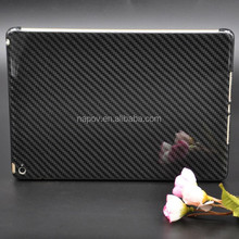 Best selling hot chinese carbon fiber tablet cover for ipad air 2