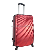 Trolley case, ABS+PC luggage, spinner wheels, FG1749