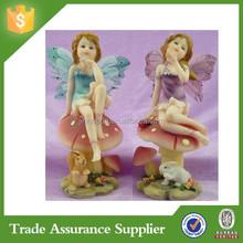 Exquisite Workmanship Resin Fashion Angel Fairy Decor