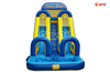 New Design Giant Outdoor Water Inflatable Slide/Super Slide Dual Lane with Climber