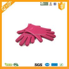 Non-slip Finger Protect Kitchen Silicone Glove, Heat Resistant Silicone Glove