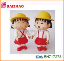 custom Toy Factory Wholesale Plastic Cartoon Figures and 3D Movie Character Figurines Toy Manufacture