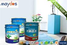 Environmental friendly Brushmaster Interior Emulsion Wall Paint M9010