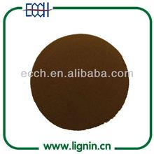 Sodium Lignosulfonate MN-4 raw leather material rubber powder