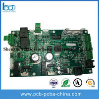 Shenzhen oem pcba 1-10 layer pcba/multilayer pcb assembly for electronics products