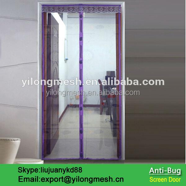 Automatic Soft Screen Door
