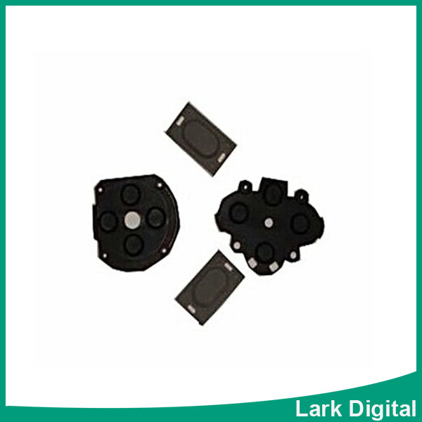 Psp Rubber Button Rubber Buttons For Psp 1000
